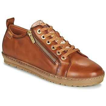 Schoenen Dames Lage sneakers Pikolinos LAGOS 901 Bruin