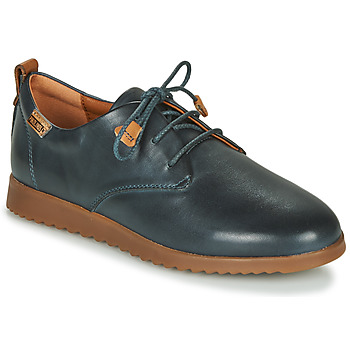 Schoenen Dames Derby Pikolinos MALLORCA W8C Blauw