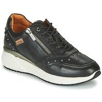 Schoenen Dames Lage sneakers Pikolinos SELLA W6Z Zwart