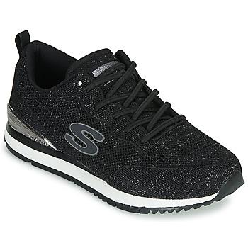 Schoenen Dames Lage sneakers Skechers SUNLITE Zwart