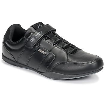 Schoenen Heren Lage sneakers Kappa PARRA EV Zwart