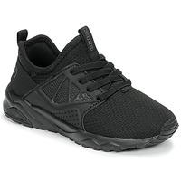 Schoenen Jongens Lage sneakers Kappa SAN DIEGO ELASTIC Zwart