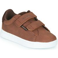 Schoenen Jongens Lage sneakers Kappa TCHOURI 2V Bruin