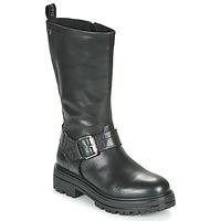 Schoenen Dames Laarzen Gioseppo VALLENDAR Zwart