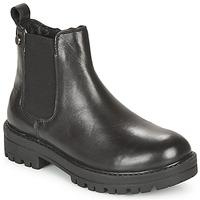 Schoenen Meisjes Laarzen Gioseppo ZEIL Zwart