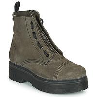 Schoenen Dames Laarzen Musse & Cloud ERICA Grijs