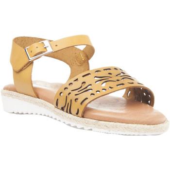 Schoenen Dames Sandalen / Open schoenen Issa Miel 64355 MUSTARD