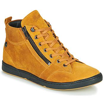 Schoenen Dames Hoge sneakers Pataugas JULIA/CR F4F Oker