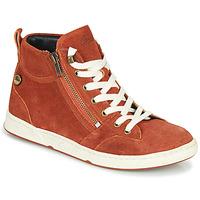 Schoenen Dames Hoge sneakers Pataugas JULIA/CR F4F Oranje