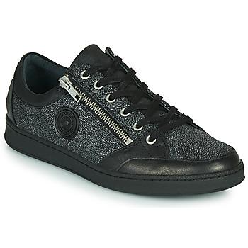 Schoenen Dames Lage sneakers Pataugas LUCY/MIX F4F Zwart