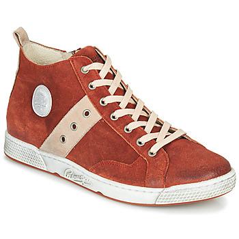 Schoenen Heren Hoge sneakers Pataugas JAGGER/CR H4F Oranje