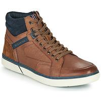 Schoenen Heren Hoge sneakers Redskins ZOUK Bruin