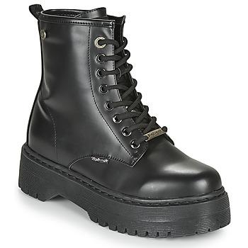 Schoenen Dames Laarzen Refresh 72541 Zwart