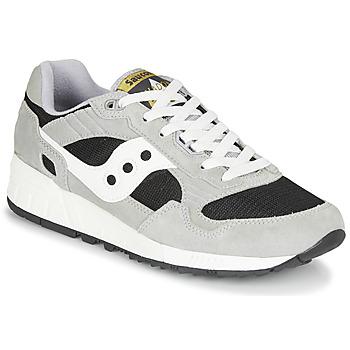 Schoenen Heren Lage sneakers Saucony SHADOW 5000 Grijs / Geel