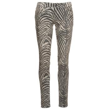 Textiel Dames Skinny jeans Cimarron MIA Grijs