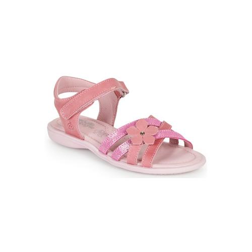 Schoenen Meisjes Sandalen / Open schoenen Citrouille et Compagnie BELDAF Fushia