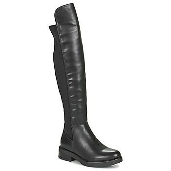 Schoenen Dames Hoge laarzen Xti 44395 Zwart