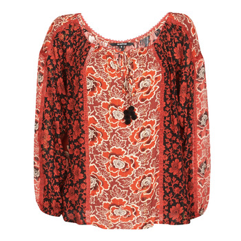 Textiel Dames Tops / Blousjes Desigual ROSAL Rood