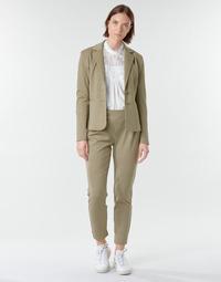 Textiel Dames 5 zakken broeken Cream ANETT PANT Beige