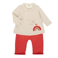 Textiel Meisjes Setjes Catimini CR36031-60 Roze