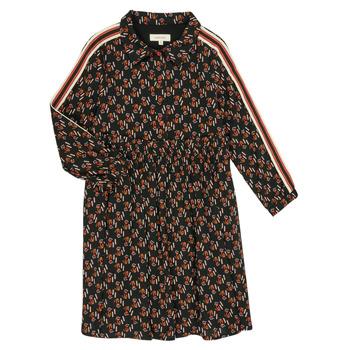 Textiel Meisjes Korte jurken Catimini CR30005-02-C Multicolour