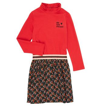 Textiel Meisjes Korte jurken Catimini CR30035-38-C Multicolour