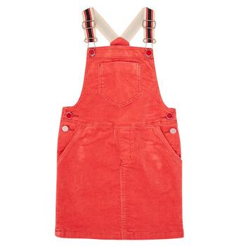 Textiel Meisjes Korte jurken Catimini CR31025-67-C Rood