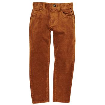 Textiel Jongens 5 zakken broeken Catimini CR22024-64-C Bruin