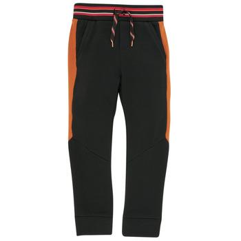 Textiel Jongens Trainingsbroeken Catimini CR23004-02-C Zwart