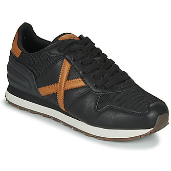 Schoenen Heren Lage sneakers Munich MASSANA Zwart