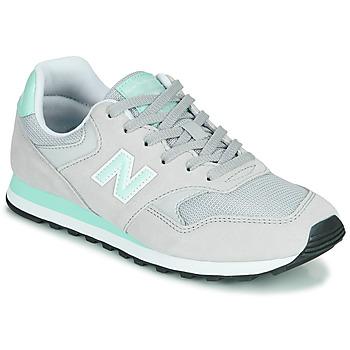Schoenen Dames Lage sneakers New Balance 393 Grijs