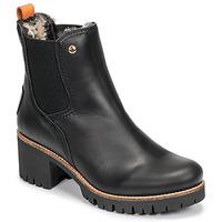Schoenen Dames Laarzen Panama Jack PIA Zwart