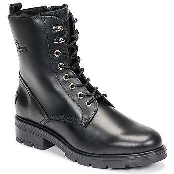 Schoenen Dames Laarzen Panama Jack LILIAN Zwart