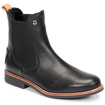 Schoenen Dames Laarzen Panama Jack GILIAN Zwart