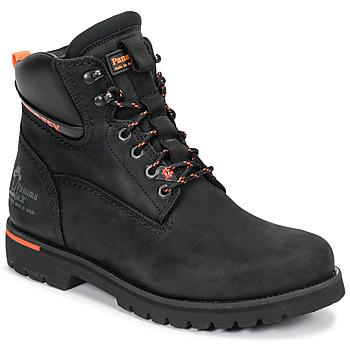 Schoenen Heren Laarzen Panama Jack AMUR GTX Zwart