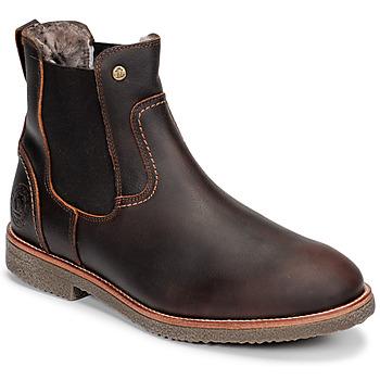 Schoenen Heren Laarzen Panama Jack GARNOCK Bruin