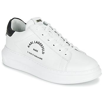 Schoenen Heren Lage sneakers Karl Lagerfeld KAPRI MAISON KARL LACE Wit