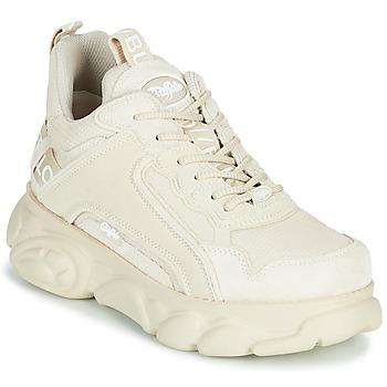 Schoenen Dames Lage sneakers Buffalo CHAI Creme