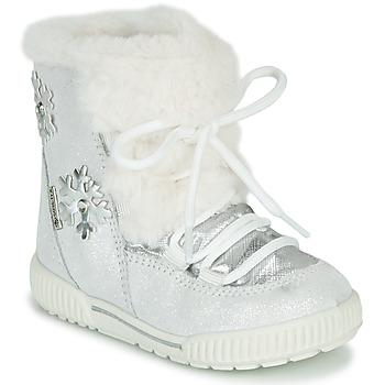 Schoenen Meisjes Snowboots Primigi RIDE 19 GTX Zilver