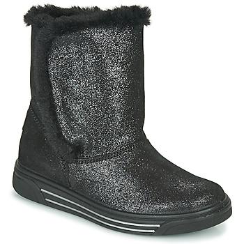Schoenen Meisjes Snowboots Primigi HULA Zwart