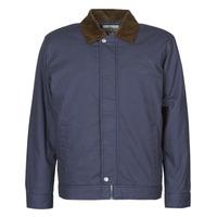 Textiel Heren Wind jackets Quiksilver CANVASCORCOLLAR M JCKT BYP0 Night