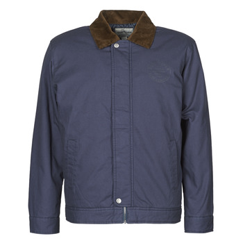 Textiel Heren Wind jackets Quiksilver CANVASCORCOLLAR M JCKT BYP0 Night