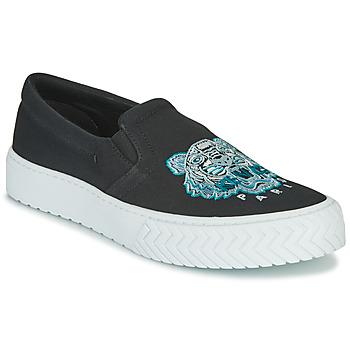 Schoenen Dames Instappers Kenzo K SKATE Zwart