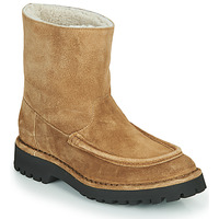 Schoenen Dames Laarzen Kenzo K MOUNT Camel