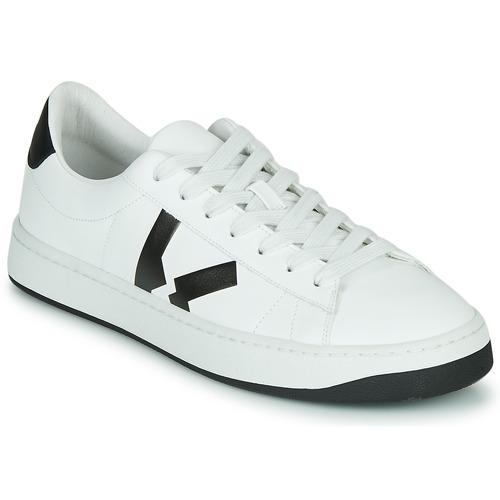 Schoenen Heren Lage sneakers Kenzo FA65SN170 Wit