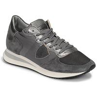 Schoenen Dames Lage sneakers Philippe Model TROPEZ Grijs