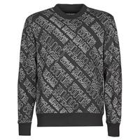 Textiel Heren Sweaters / Sweatshirts Versace Jeans Couture B7GZB7F5 Zwart