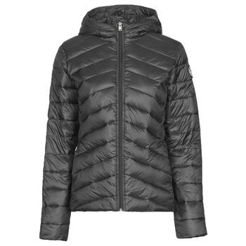 Textiel Dames Dons gevoerde jassen Roxy COAST ROAD HOOD J JCKT KVJ0 Zwart