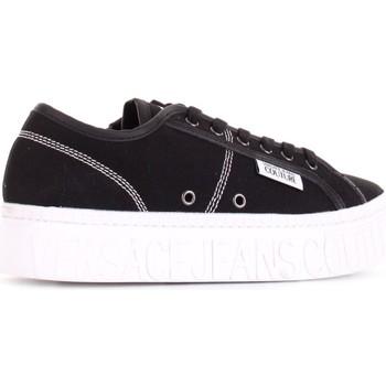 Schoenen Heren Lage sneakers Versace E0YVBSD4-71540 Nero