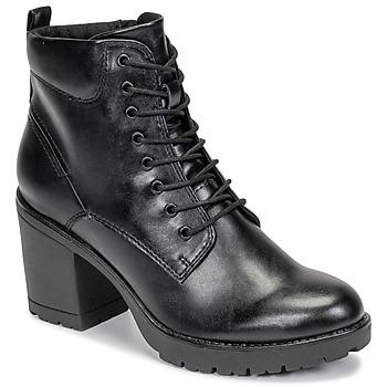 Schoenen Dames Enkellaarzen Marco Tozzi 2-25204-35-002 Zwart